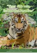 Print-Anzeige  # 342097 für Greenpeace Plakat-Wettbewerb 2014: Sujet für Plakat Kampagne zum Schutz des Sumatra Tigers Wettbewerb