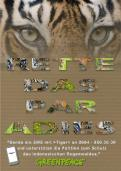 Print ad # 349065 for Greenpeace Poster contest 2014: Campaign for the protection of the Sumatra Tiger contest