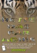 Print-Anzeige  # 349065 für Greenpeace Plakat-Wettbewerb 2014: Sujet für Plakat Kampagne zum Schutz des Sumatra Tigers Wettbewerb