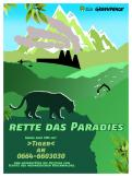 Print ad # 345866 for Greenpeace Poster contest 2014: Campaign for the protection of the Sumatra Tiger contest