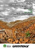 Print-Anzeige  # 345869 für Greenpeace Plakat-Wettbewerb 2014: Sujet für Plakat Kampagne zum Schutz des Sumatra Tigers Wettbewerb