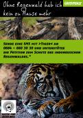Print-Anzeige  # 345078 für Greenpeace Plakat-Wettbewerb 2014: Sujet für Plakat Kampagne zum Schutz des Sumatra Tigers Wettbewerb