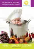 Advertentie, Print # 352446 voor Wervende poster voor lekker warm eten wedstrijd