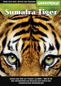 Print ad # 343232 for Greenpeace Poster contest 2014: Campaign for the protection of the Sumatra Tiger contest