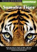 Print-Anzeige  # 343232 für Greenpeace Plakat-Wettbewerb 2014: Sujet für Plakat Kampagne zum Schutz des Sumatra Tigers Wettbewerb