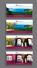 Advertentie, Print # 306537 voor Banner voor wijnimportbedrijf wedstrijd
