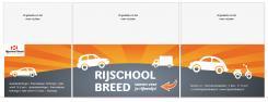 Advertentie, Print # 137947 voor Raam bestickering raampartij rijschool  wedstrijd