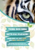 Print-Anzeige  # 344218 für Greenpeace Plakat-Wettbewerb 2014: Sujet für Plakat Kampagne zum Schutz des Sumatra Tigers Wettbewerb