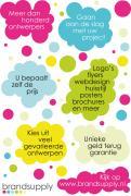 Advertentie, Print # 18 voor Kleine Brandsupply advertentie voor gedrukte media wedstrijd
