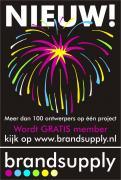 Advertentie, Print # 33 voor Kleine Brandsupply advertentie voor gedrukte media wedstrijd