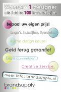 Advertentie, Print # 19 voor Kleine Brandsupply advertentie voor gedrukte media wedstrijd