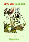 Print-Anzeige  # 346816 für Greenpeace Plakat-Wettbewerb 2014: Sujet für Plakat Kampagne zum Schutz des Sumatra Tigers Wettbewerb
