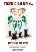 Print-Anzeige  # 343586 für Greenpeace Plakat-Wettbewerb 2014: Sujet für Plakat Kampagne zum Schutz des Sumatra Tigers Wettbewerb