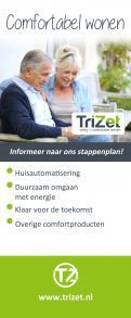 Advertentie, Print # 465477 voor 2 Banners voor Stichting Trizet wedstrijd