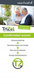 Advertentie, Print # 465465 voor 2 Banners voor Stichting Trizet wedstrijd