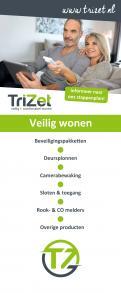 Advertentie, Print # 465466 voor 2 Banners voor Stichting Trizet wedstrijd