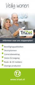 Advertentie, Print # 465475 voor 2 Banners voor Stichting Trizet wedstrijd