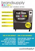 Advertentie, Print # 87 voor Kleine Brandsupply advertentie voor gedrukte media wedstrijd