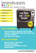 Advertentie, Print # 84 voor Kleine Brandsupply advertentie voor gedrukte media wedstrijd