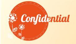 Advertentie, Print # 252529 voor Confidential wedstrijd
