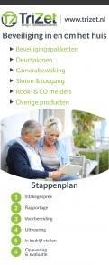 Advertentie, Print # 462957 voor 2 Banners voor Stichting Trizet wedstrijd