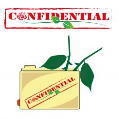 Advertentie, Print # 251622 voor Confidential wedstrijd