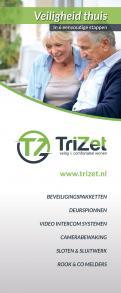 Advertentie, Print # 465197 voor 2 Banners voor Stichting Trizet wedstrijd