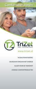 Advertentie, Print # 463959 voor 2 Banners voor Stichting Trizet wedstrijd