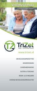 Advertentie, Print # 463961 voor 2 Banners voor Stichting Trizet wedstrijd