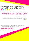 Advertentie, Print # 17 voor Kleine Brandsupply advertentie voor gedrukte media wedstrijd