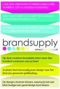 Advertentie, Print # 94 voor Kleine Brandsupply advertentie voor gedrukte media wedstrijd