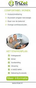 Advertentie, Print # 463378 voor 2 Banners voor Stichting Trizet wedstrijd