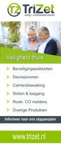 Advertentie, Print # 465604 voor 2 Banners voor Stichting Trizet wedstrijd