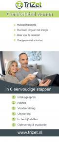 Advertentie, Print # 464315 voor 2 Banners voor Stichting Trizet wedstrijd