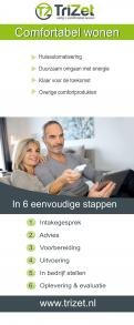 Advertentie, Print # 465320 voor 2 Banners voor Stichting Trizet wedstrijd