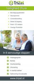 Advertentie, Print # 465321 voor 2 Banners voor Stichting Trizet wedstrijd