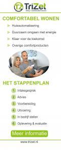 Advertentie, Print # 463150 voor 2 Banners voor Stichting Trizet wedstrijd