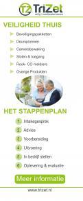Advertentie, Print # 463151 voor 2 Banners voor Stichting Trizet wedstrijd