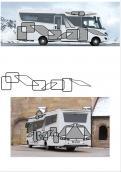 Anderes  # 1209481 für Design fur die Beklebung eines Wohnmobils Wettbewerb