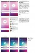 Android App design # 334925 voor 5-10 schermen voor een Android app wedstrijd