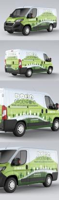 Other # 1221440 for Design the new van for a sustainable energy company contest