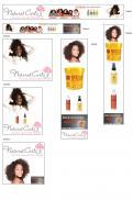 Banner # 276164 voor Banner voor webshop in natuurlijke haarverzorging voor krullend en kroeshaar wedstrijd