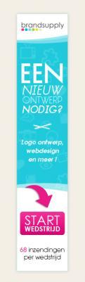 Banner # 358473 voor Ontwerp de nieuwe  Brandsupply banner wedstrijd