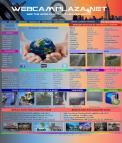 Banner # 393663 voor Banner header webcamplaza.net wedstrijd