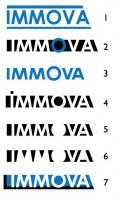 bedrijfsnaam & logo # 10017 voor immova wedstrijd