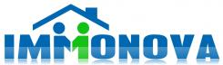 bedrijfsnaam & logo # 10817 voor immova wedstrijd