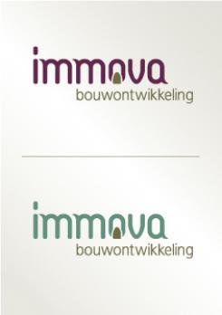 bedrijfsnaam & logo # 10094 voor immova wedstrijd