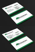 Visitekaartje # 1033709 voor Frisse moderne visitekaartjes voor onze medewerkers wedstrijd