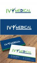 Visitekaartje # 984447 voor Logo  Huisstijl   Visitekaartje voor ivy medical wedstrijd