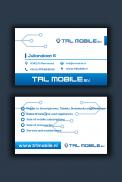 Visitekaartje # 1148225 voor Strak visitekaartje voor Telefoon reparatie  winkel wedstrijd